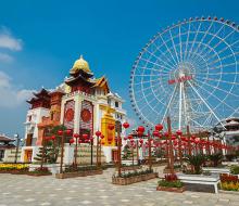 Asian Park – Không gian giải trí đậm chất Á Đông