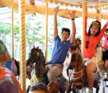 Asian park giảm giá đặc biệt 50% nhân dịp giải phóng Đà Nẵng