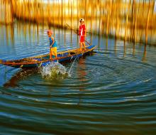 Một thoáng Cồn Tè, Phá Tam Giang
