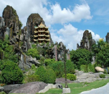 Đá mỹ nghệ  Non Nước - món quà lưu niệm bỏ túi khi đến Đà Nẵng