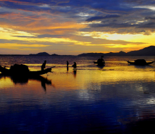 Kinh nghiệm vi vu Phá Tam Giang
