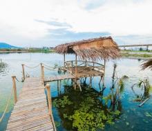Khám phá nhà hàng sinh thái Chân Trời Góc Bể mới toanh ở Đà Nẵng