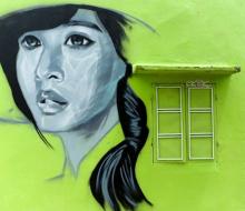 Về làng Bích Họa đẹp ngỡ ngàng ở Quảng Nam