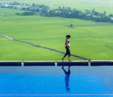 5 khách sạn view cánh đồng lúa đẹp nhất Việt Nam
