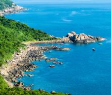 Bán đảo Sơn Trà – Lá phổi xanh của thành phố