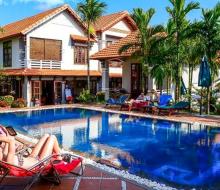 Kỳ nghỉ tuyệt vời tại khách sạn 3 sao Windbell Homestay Villa Hội An