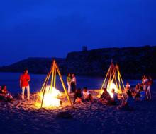 Những hành lý cần thiết cho chuyến cắm trại qua đêm