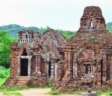 Thánh địa Mỹ Sơn – nơi ghi dấu một thời vàng son