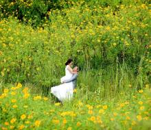 Tháng 10, vi vu Đà Lạt để ngắm những đồi hoa vàng vọt Dã Quỳ