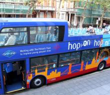Đà Nẵng háo hức chờ đón xe bus mui trần lần đầu tiên xuất hiện