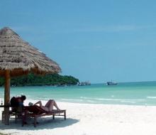 Bãi biển An Bàng – Chốn thiên đường bình yên