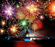 Danang international fireworks festival 2017 (DIFF 2017) – the most elaborate investment ever.