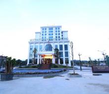 Mường thanh Grand Con Cuông Hotel giảm tới 60% đối với loại phòng Deluxe King