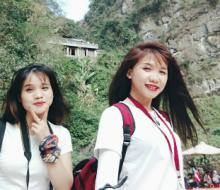 2 chị em 9x vượt 1.850 km trong 40 giờ từ Sài Gòn ra Hà Nội gây tranh cãi