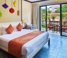 Cozy Hoian Boutique Villas giảm giá 5% áp dụng cho tất cả các loại phòng