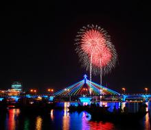 Đi Đâu? Chơi gì vào dịp tết Dương lịch 2016 khi đến Đà Nẵng?