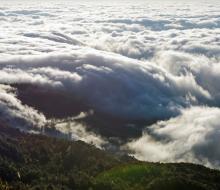 Hành trình ''hái mây'' trên đỉnh Chiêu Lầu Thi