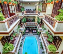 Nhi Nhi Hotel – Khách sạn hiền hòa bên dòng sông Thu Bồn