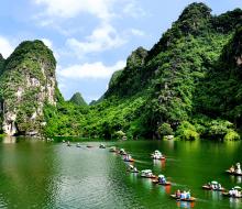 Những địa điểm đáng du lịch nhất Việt Nam năm 2017