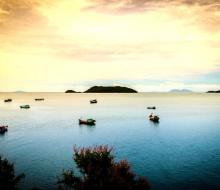 Đảo Nam Du – 'viên ngọc thô' níu kéo những người cuồng chân