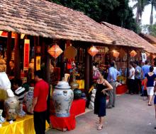 Festival Nghề truyền thống Huế 2017: Nơi hội tụ những sản phẩm tinh hoa dân tộc Việt