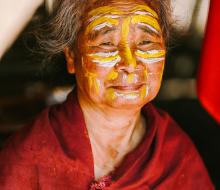 Sau phim Kong, Ninh Bình đã chính thức có làng thổ dân thu hút du khách
