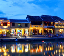 Hoi An Ancient- Noisy but no rushed