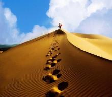 Tất tần tật các đồi cát ở Bình Thuận nhìn lần đầu cứ ngỡ ở tận… châu Phi