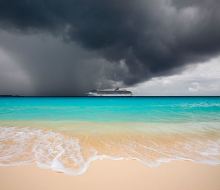Nên làm gì khi đi du lịch trúng ngày mưa bão?