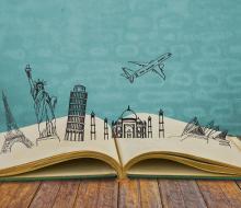 Top 7 quyển sách du lịch hay nhất mọi thời đại