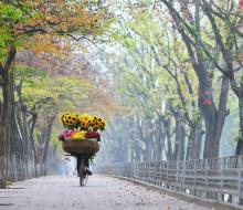 Mùa thu Hà Nội có gì đẹp?