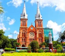 Chiêm ngưỡng 9 nhà thờ đẹp nhất Việt Nam
