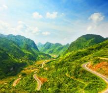 """Gọi tên """"tứ đại đỉnh đèo"""" huyền thoại của Việt Nam"""