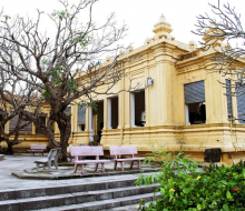Cham Sculpture Art Museum – a valuable historical artifact preservation place