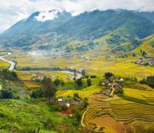 Muôn vẻ của Việt Nam trong mắt du khách quốc tế