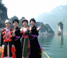 Na Hang – chốn bồng lai tiên cảnh xứ Tuyên ít ai biết đến