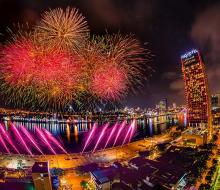DIFF2019, Lễ Hội Pháo Hoa Quốc Tế Đà Nẵng 2019 Sẽ Diễn Ra từ 01/06 đến 06/07/2019
